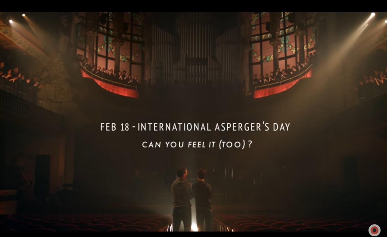 Asperger. Vídeo para campaña de sensibilización sobre el síndrome de Asperger realizado por la agencia VIMEMA para betevé